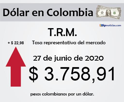 dolar 27jun20