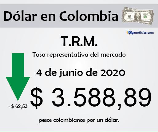 dolar 4jun20