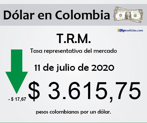 dolar 11jul20