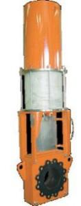 high pressure slurry knife gate valve