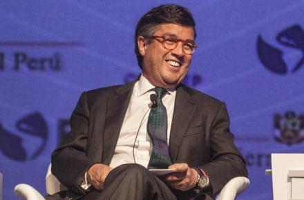 Luis Alberto Moreno. Presidente del Banco Interamericano de Desarrollo.