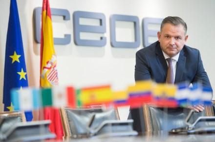 Narciso Casado Martín. Director del Gabinete de Presidencia de CEOE y Director General de CEOE Internacional.