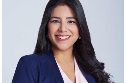 Edmaví González. Directora de Juventud de Panamá.