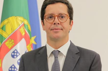 Joao Paulo Rebelo. Secretario de Estado de Juventud y Deporte de Portugal.