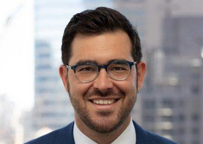Frederico Menino Bindi de Oliveira. Stephen A. Schwarzman Education Foundation, New York & Beijing Outreach & Admissions Officer.