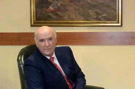 José Antonio García Belaunde. Representante en Europa de CAF, Banco de Desarrollo de América Latina.
