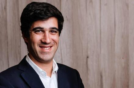 Frederico Nunes. Concejal del Ayuntamiento de Cascais.