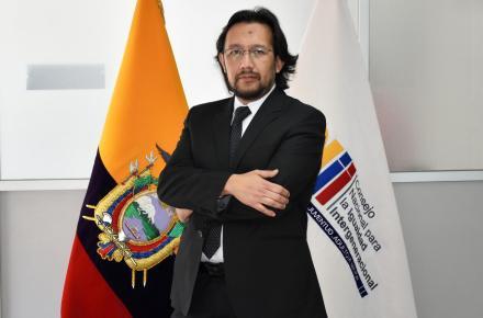 Francisco Cevallos Tejada. Secretario Técnico del Consejo Nacional para la Igualdad Intergeneracional (CNII) del Ecuador.