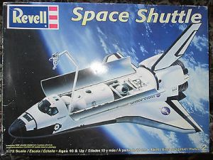 Revell 1/72 scale Space Shuttle