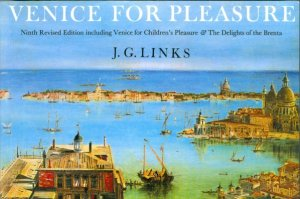 Front cover of Venice For Pleasure