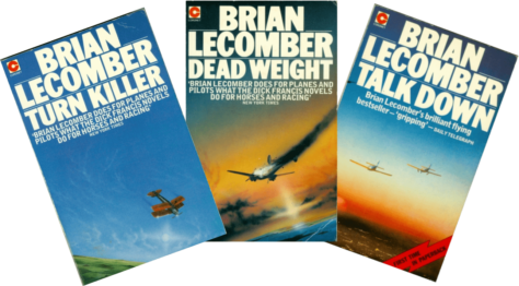 Brian Lecomber novels