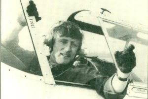 Brian Lecomber in 1970s