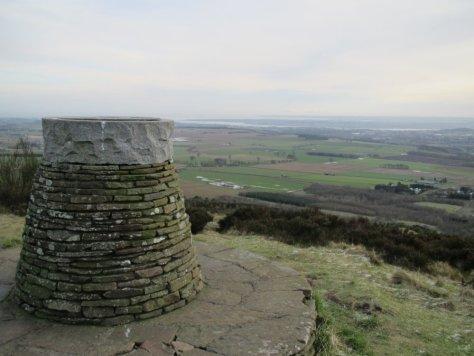 View Indicator, Balkello Hill