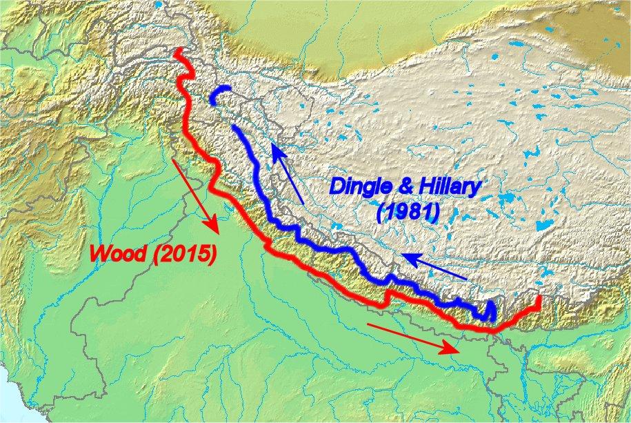 Levison Wood: Walking The Himalayas | The Oikofuge