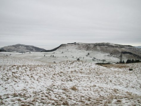 King's Seat & Gask Hill