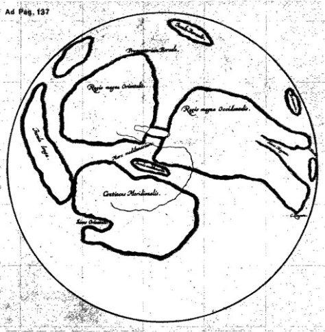 William Gilbert moon sketch