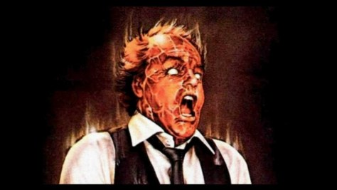 """Michael Ironside in """"Scanners"""""""