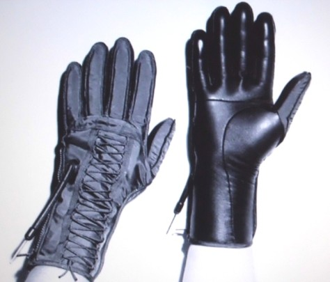 David Clark Company S612 partial pressure gloves