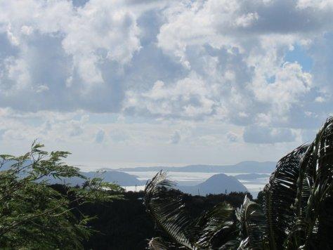 Virgin Islands from Tortola