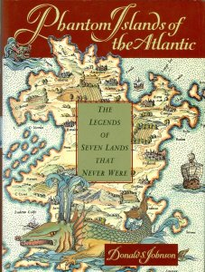 Cover of Phantom Islands Of The Atlantic