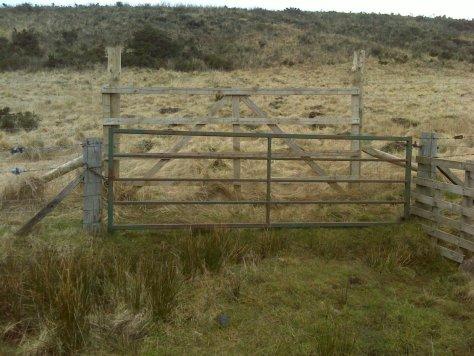 The last gates!