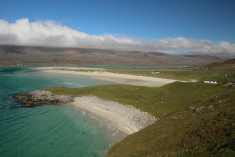 Luskentyre Sands, South Harris