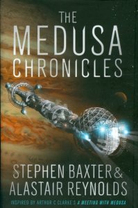 Cover of The Medusa Chronicles