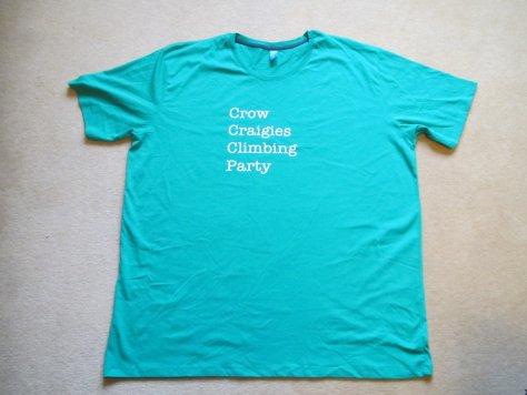 CCCP T-shirt front