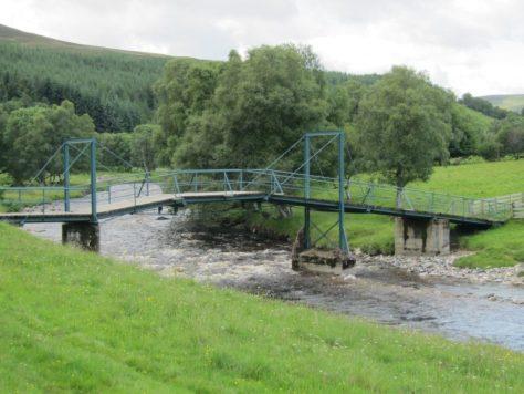 Bridge over the Avon at Auchnahyle
