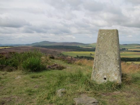 Summit of Carrot Hill