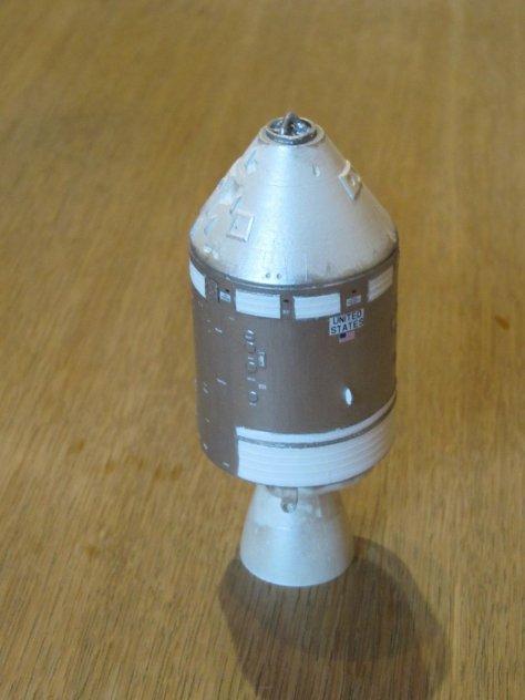 RealSpace Models 1/96 Apollo Block II CSM (1)