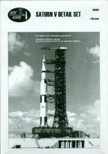 New Ware Saturn V Detail Kit