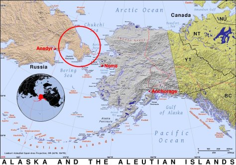 The Chukchi Peninsula