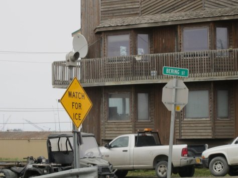 Bering Street, Nome