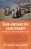 Cover of Sub-Antarctic Sanctuary