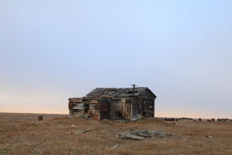 Abandoned Building 1, Doubtful Harbour, Wrangel Island