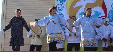 Chukchi-Yupik dance, Lavrentiya