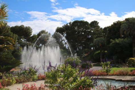 Ephrussi Gardens, Cap Ferrat