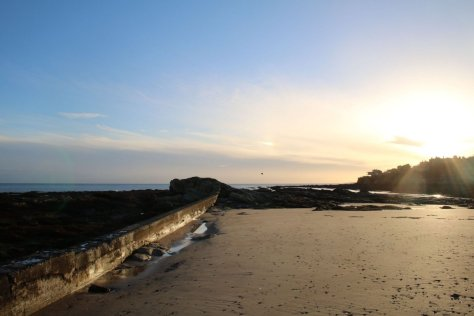 Sunrise in St Andrews