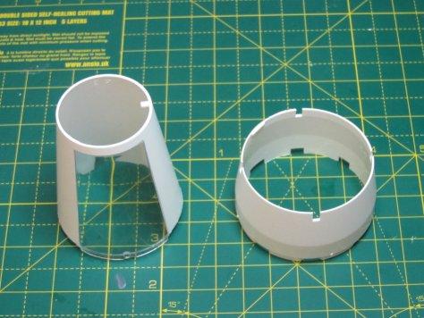 Revell 1/96 Saturn V SLA parts