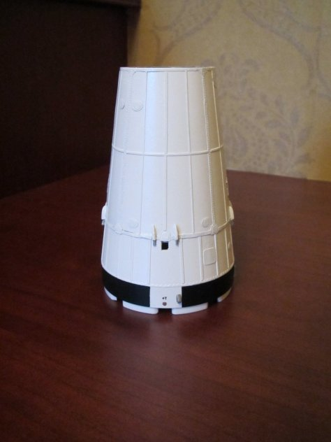 Revell 1/96 Saturn V SLA complete