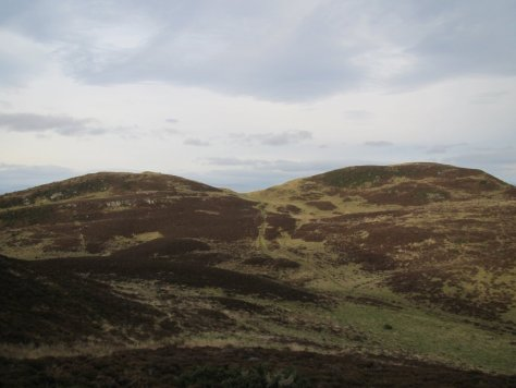 Buttergask Hill