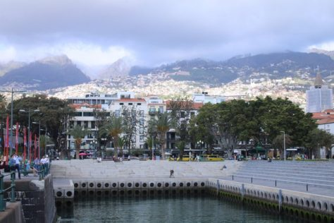 Funchal waterfront