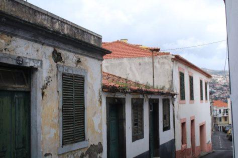 Funchal street