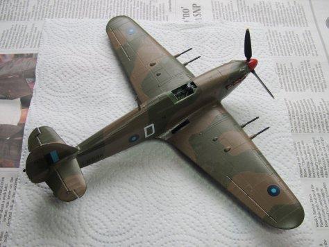 Hawker Hurricane IIC decals 1