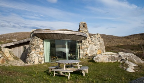 Rock House, Borve, South Harris
