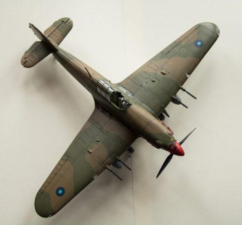 Hawker Hurricane IIC final view 5