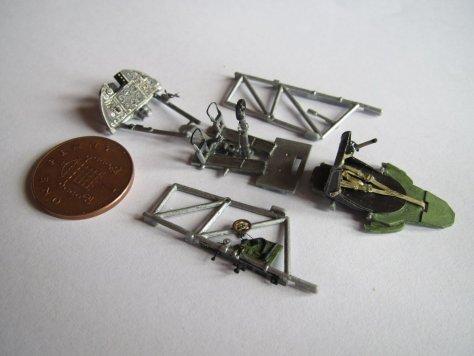 Eduard Hawker Hurricane cockpit detail 2