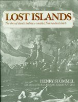 Cover of Lost Islands by Henry Stommel