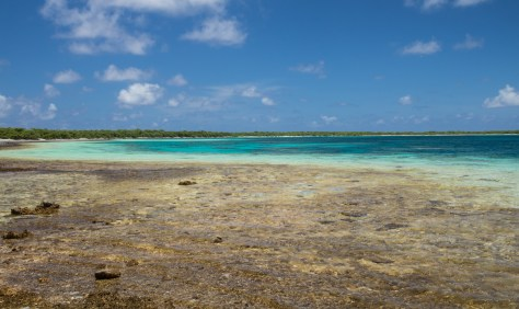 Lagoon, Ducie Island